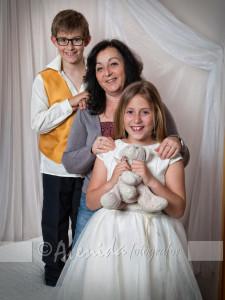 Jose, Cristina y Raquel