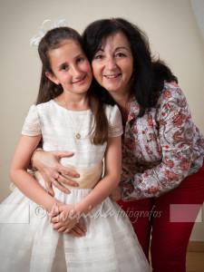 Alba Mª y Raquel