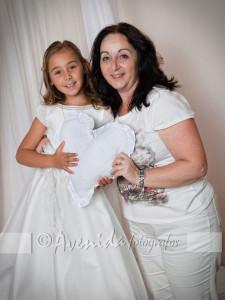 Alba con Raquel