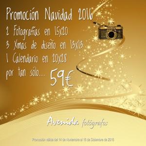 Promoción Navidad 2016