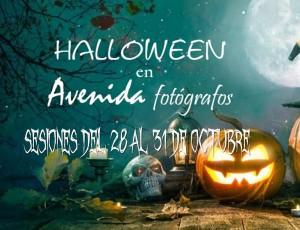Halloween sesiones web