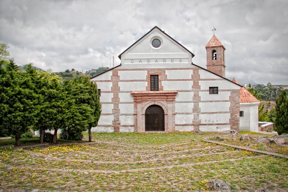 Iglesia Casares